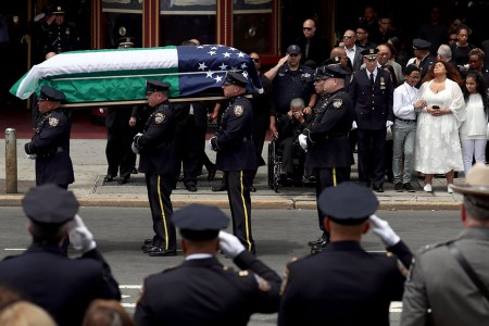 Final Salute to NYPD Officer Miosotis Familia