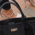 Accessorizing with Valentino & Kate Spade