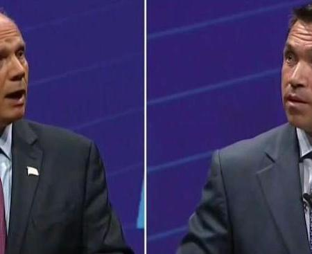 Trump-Backed Rep. Dan Donovan Defeats Michael Grimm in Bitter GOP primary