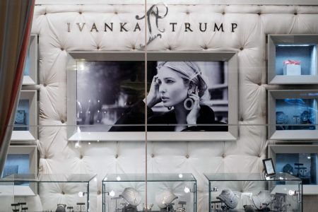 Ivanka Trump Shuts Down Fashion Brand