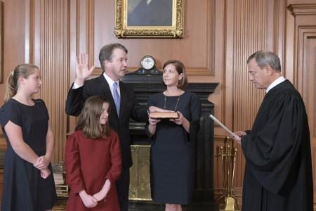 Senate votes to confirm Kavanaugh as 114th Supreme Court Justice