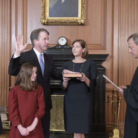Senate votes to confirm Kavanaugh as 114th Supreme Court Justice