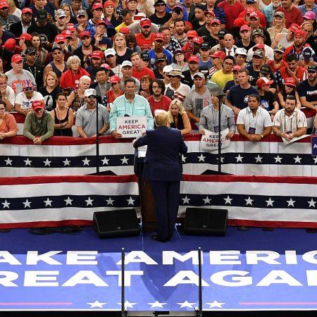 Live Blog: Trump Announces Reelection Bid at Florida Rally
