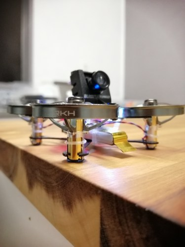 the world of 3d printing,drones and wacky ideas