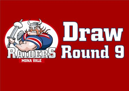 Round 9 Draw – 2018 Updated