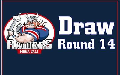 Round 14 Draw – 2018