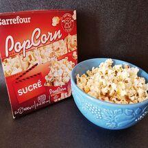pop corn micro onde 200 g contenu