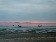 Charente Maritime - La Tremblade en face de l'Ile d'Oléron