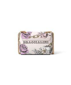 mini bag britney flower braccialini 03