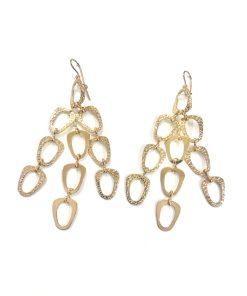 orecchini aros oval big romantico bijoux 01