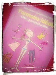 livre couverture armoire idéale des paresseuses monblabladefille.com