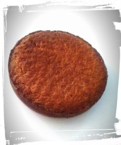 Gâteau corse à la fariné de châtaigne de ma grand-mère monblabladefille.com