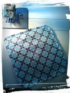 Photo tuto cotons démaquillants réutilisables monblabladefille.com epingles diy couture