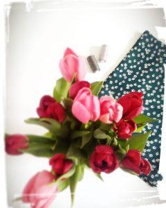 Comment faire une jupe de style bohème tuto et patron gratuit hand made diy couture cousette monblabladefille.com