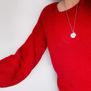 Photo tricoter pull Esteban laine karisma drops tuto home made mespatronsdefille monblabladefille.com