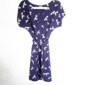 Photo robe Esmée robe portefeuille patron mespatronsdefille monblabladefille.com