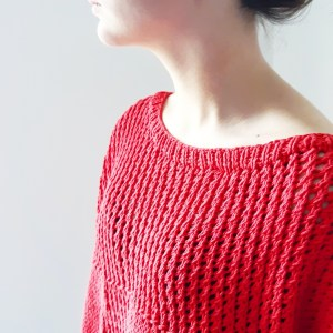 Pull carla #monblabladefille, diy, fait main, fiche explicative, hand made, hand made wardrobe, knitters, knitting, coton, drops, mode, monblabladefille.com, point fantaisie, passion tricot, patron, pull, tricot, tricot addict, tuto, tutoriel, mespatronsdefille