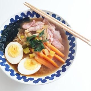 Recette cuisine ramen de veau japon monblabladefille.com