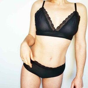 Adaline patron notice de montage couture monblabladefille.com mespatronsdefille tuto culotte soutien-gorge lingerie