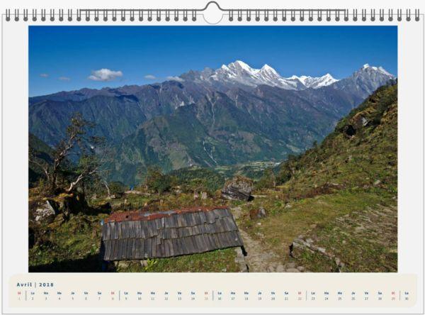 Mera Peak, Népal - 45x30 4