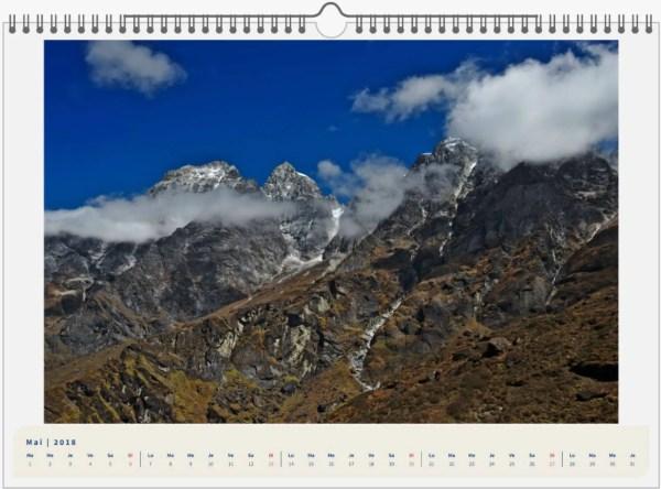 Mera Peak, Népal - 45x30 5