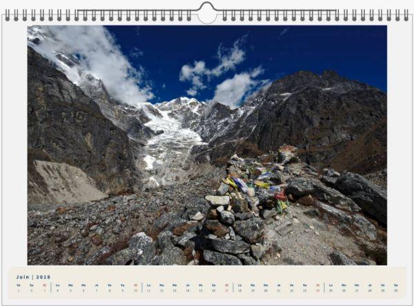 Mera Peak, Népal - 45x30 6