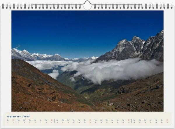 Mera Peak, Népal - 45x30 9