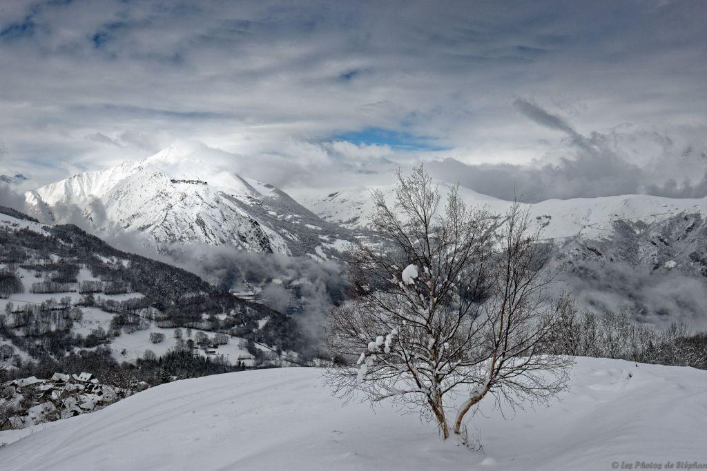 Azet et le Pla d'Adet, Hautes Pyrénées