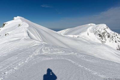 Pic de l'Estagnole et Mont Froucat