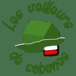 logo stylisé des veilleurs de cabanes