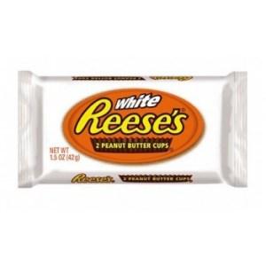Reese's chocolat blanc