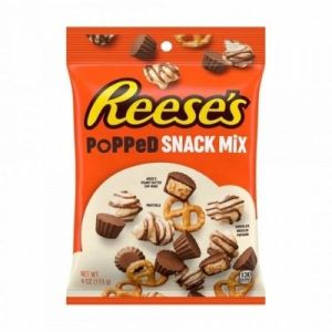 Reese's popped snack mix - 113g
