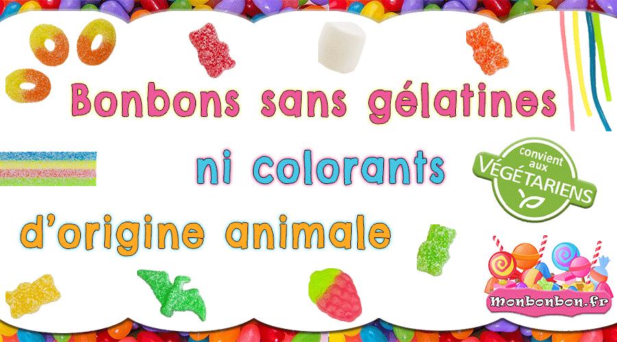 Bonbons vegans la Réunion