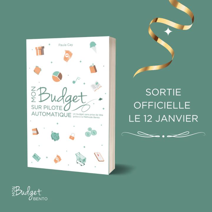 Mon budget sur pilote automatique - Mon budget Bento