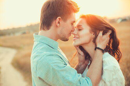 Pourquoi l'amour est un plaisir