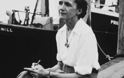 Rachel Carson, Touchants adieux à Dorothy