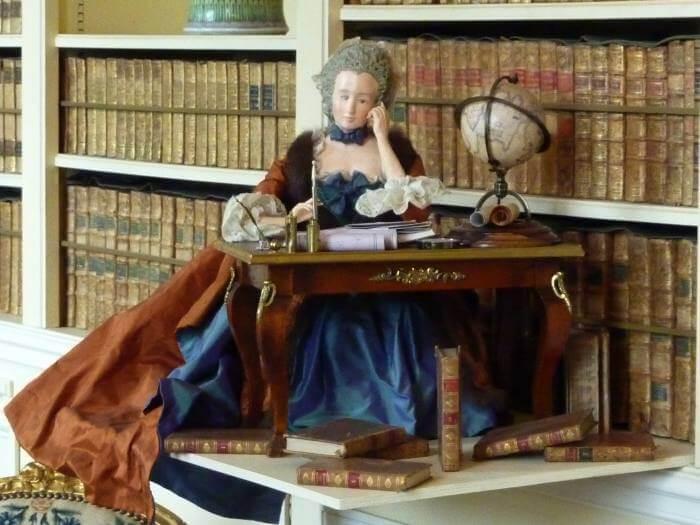 Marquise du Châtelet, une femme d'avant-garde