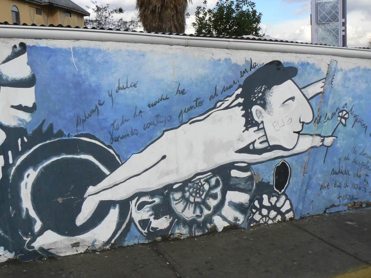 matin Neruda Mon Carré de sable