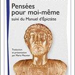 Le sens de la sagesse : Pensées pour moi-même, Suivi de Manuel d'Epictète Poche – 4 janvier 1999 de Marc Aurèle (Auteur)