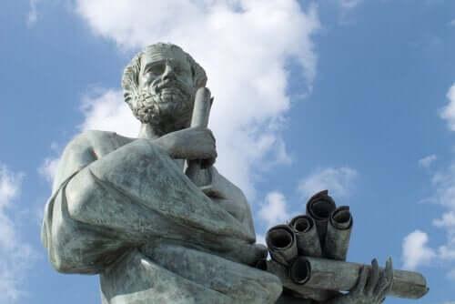 Aristote, Pathos, ethos et logos