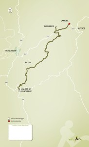 Percurso Caldas, Azeite & Medronho