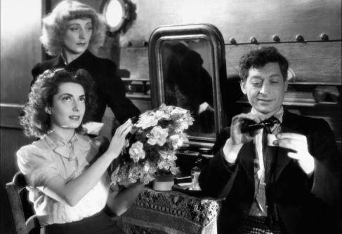 Vénus aveugle d'Abel Gance (1941) avec Viviane Romance, Georges Flamant, Henri Guisol
