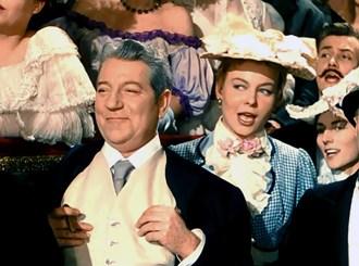 FRENCH CANCAN – Jean Renoir (1954) avec Jean Gabin, Françoise Arnoul, Maria Felix, Giani Esposito