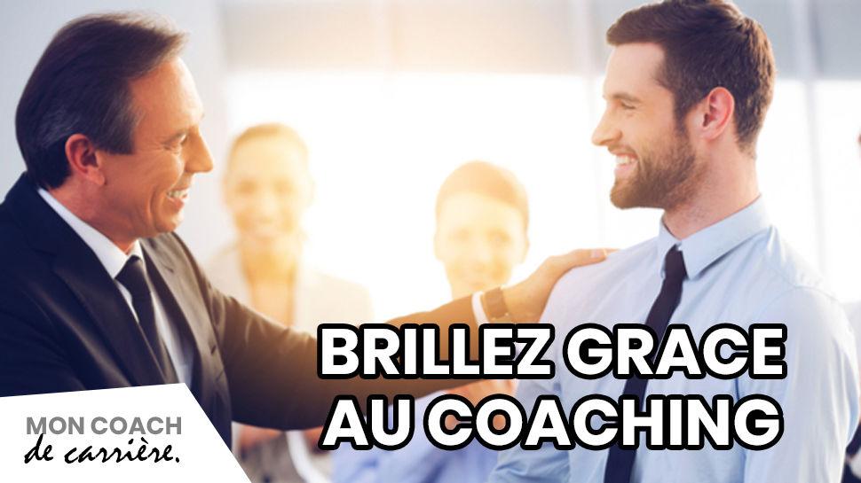 Brillez grâce au coaching