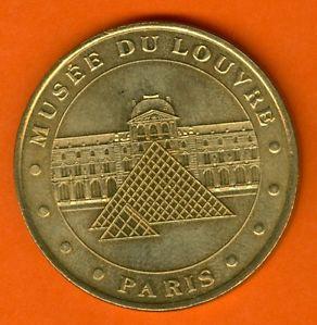 monaie Louvre