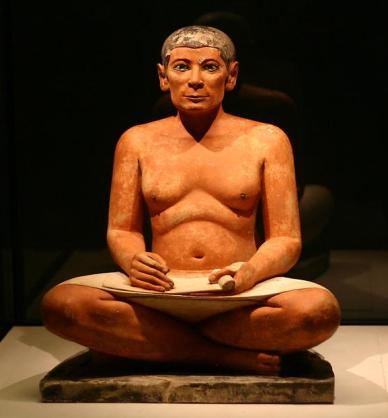 The_seated_scribe