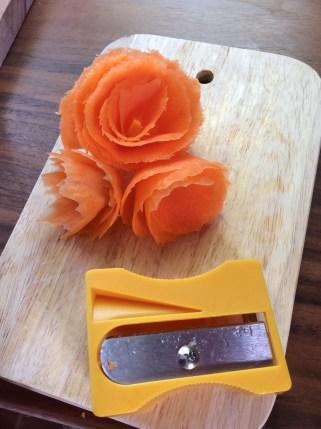 fleur de carrottes
