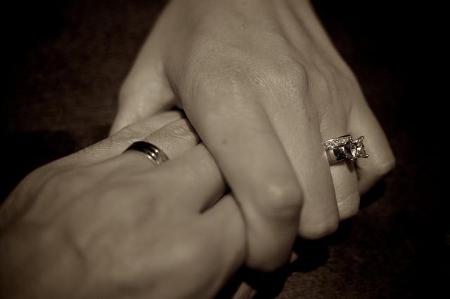 Prière pour la restauration d'un mariage en difficulté