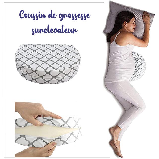 coussin de grossesse surélévateur