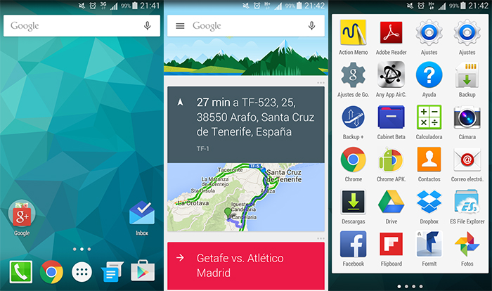 Google Now Launcher from Android 6.0 Marshmallow Available for download